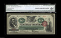 Large Size:Legal Tender Notes, Fr. 95b $10 1863 Legal Tender CGA Choice Uncirculated 64. ...
