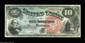 Large Size:Legal Tender Notes, Fr. 96 $10 1869 Legal Tender Gem New. An incredible array ...