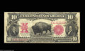 Large Size:Legal Tender Notes, Fr. 119 $10 1901 Legal Tender Fine. To our best knowledge, ...
