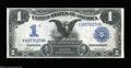 Large Size:Silver Certificates, Fr. 229a $1 1899 Silver Certificate Choice Extremely Fine. ...