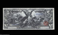 Large Size:Silver Certificates, Fr. 269 $5 1896 Silver Certificate Gem New. A very ...