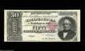 Large Size:Silver Certificates, Fr. 329 $50 1880 Silver Certificate Very Fine. Fewer than ...