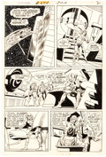 Original Comic Art:Panel Pages, Curt Swan and Murphy Anderson Superman #254 Story Page 2 Original Art (DC, 1972)....