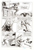 Original Comic Art:Panel Pages, Dick Ayers Rawhide Kid #37 Story Page 11 Original Art (Marvel, 1963)....