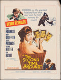 """Movie Posters:Comedy, The Second Time Around & Other Lot (20th Century Fox, 1961). Rolled, Fine+. Posters (4) (30"""" X 40""""). Comedy.. ... (Total: 4 Items)"""