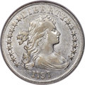 Early Dollars, 1797 $1 9x7 Stars, Large Letters, B-1, BB-73, R.3, XF40 PCGS....