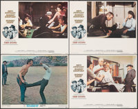 Butch Cassidy and the Sundance Kid & Other Lot (20th Century Fox, 1969). Overall: Fine/Very Fine. Lobby Cards (4) (1...