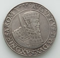 German States:Saxony, German States: Saxony. August Taler 15xx VF (Tooled, Cleaned),...