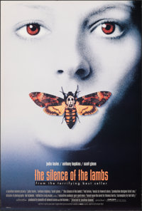 "The Silence of the Lambs & Other Lot (Orion, 1991). Rolled, Overall: Very Fine-. One Sheets (2) (27"" X 40""..."