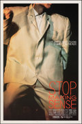 """Movie Posters:Rock and Roll, Stop Making Sense & Other Lot (Island Alive, 1984). Rolled, Very Fine. One Sheets (2) (27"""" X 41""""). Rock and Roll.. ... (Total: 2 Items)"""