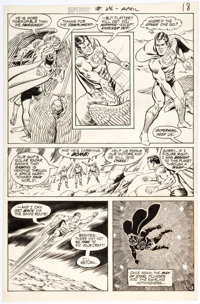 Curt Swan and Murphy Anderson Superman #236 Story Page 13 Original Art (DC, 1971)
