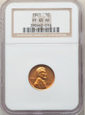 Proof Lincoln Cents: , 1941 1C PR65 Red NGC. NGC Census: (328/141). PCGS Population: (730/277). CDN: $130 Whsle. Bid for NGC/PCGS PR65. Mintage 21...