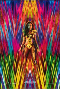 """Wonder Woman 1984 (Warner Bros., 2020). Rolled, Very Fine/Near Mint. One Sheet (27"""" X 40"""") DS Advance. Action..."""