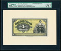 World Currency, Canada Kingston, Jamaica- Royal Bank of Canada 1 Pound 3.1.1938 Pick S226 Ch.# 630-54-02FP; BP Front and Back Proofs PMG S... (Total: 2 notes)