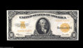 Large Size:Gold Certificates, Fr. 1173 $10 1922 Gold Certificate Choice New. A nicely ...