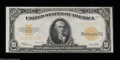 Large Size:Gold Certificates, Fr. 1173 $10 1922 Gold Certificate Choice New. This ...