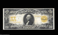 Large Size:Gold Certificates, Fr. 1184 $20 1906 Gold Certificate Choice Very Fine. ...