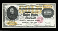 Large Size:Gold Certificates, Fr. 1225 $10,000 1900 Gold Certificate Choice New. A ...