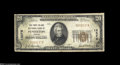 National Bank Notes:Oregon, Pendleton, OR - $20 1929 Ty. 1 The First Inland NB Ch. ...