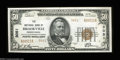 National Bank Notes:Pennsylvania, Brookville, PA - $50 1929 Ty. 2 The NB of Brookville ...