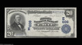 National Bank Notes:Pennsylvania, Erie, PA - $20 1902 Plain Back Fr. 650 The Second NB ...
