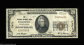 National Bank Notes:Pennsylvania, Fredonia, PA - $20 1929 Ty. 1 The Fredonia NB Ch. # ...