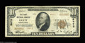 National Bank Notes:Pennsylvania, Gratz, PA - $10 1929 Ty. 2 The First NB Ch. # 9473