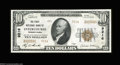 National Bank Notes:Pennsylvania, Intercourse, PA - $10 1929 Ty. 2 The First NB Ch. # ...