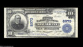 National Bank Notes:Pennsylvania, New Albany, PA - $10 1902 Plain Back Fr. 626 The First ...