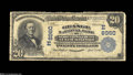 National Bank Notes:Pennsylvania, New Milford, PA - $20 1902 Plain Back Fr. 652 The Grange ...