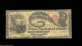 National Bank Notes:Pennsylvania, Northumberland, PA - $2 Original Fr. 387 The First NB ...