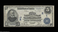 National Bank Notes:Pennsylvania, Philadelphia, PA - $5 1902 Date Back Fr. 590 The First ...