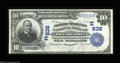 National Bank Notes:Pennsylvania, Philadelphia, PA - $10 1902 Plain Back Fr. 624 The ...