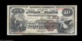 National Bank Notes:Pennsylvania, Pittsburgh, PA - $10 1882 Brown Back Fr. 480 The ...