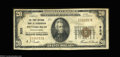 National Bank Notes:Pennsylvania, Pittsburgh, PA - $20 1929 Ty. 1 The First NB of ...