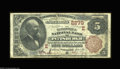 National Bank Notes:Pennsylvania, Pittsburgh, PA - $5 1882 Brown Back Fr. 474 The ...