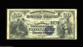 National Bank Notes:Pennsylvania, Pittsburgh, PA - $20 1882 Date Back Fr. 552 The ...