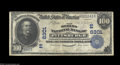 National Bank Notes:Pennsylvania, Pittsburgh, PA - $100 1902 Date Back Fr. 689 The Mellon ...