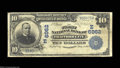 National Bank Notes:Pennsylvania, Trafford City, PA - $10 1902 Date Back Fr. 616 The First ...