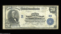 National Bank Notes:Pennsylvania, Allentown, PA - $10 1902 Plain Back Fr. 624 The ... (3 notes)