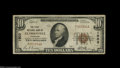 National Bank Notes:Tennessee, Clarksville, TN - $10 1929 Ty. 1 The First NB Ch. # ...