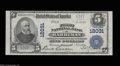 Harriman, TN - $5 1902 Plain Back Fr. 608 The First NB Ch. # 12031 Although there are just more than a dozen large size...