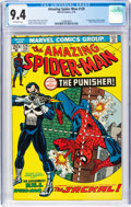 Bronze Age (1970-1979):Superhero, The Amazing Spider-Man #129 (Marvel, 1974) CGC NM 9.4 Off-white pages....