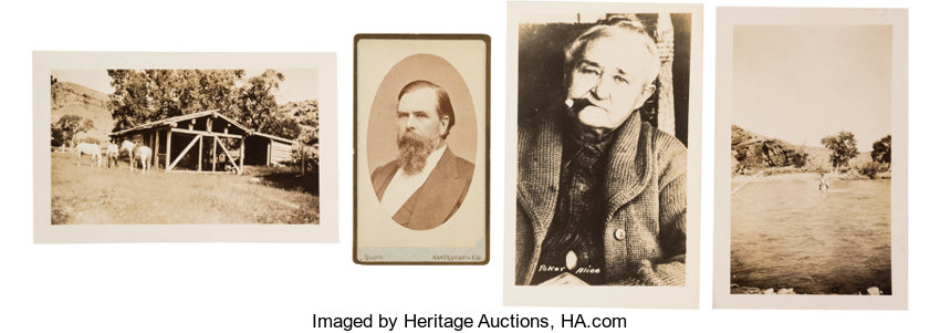 John Bidwell Carte De Visite Cdv And Other Photographs Lot 43647 Heritage Auctions