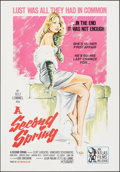 """Movie Posters:Adult, A Second Spring & Other Lot (Atlas, 1975). Folded, Very Fine+. One Sheets (2) (25"""" X 36"""" & 27"""" X 41""""). Adult.. ... (Total: 2 Items)"""