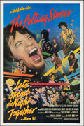 "Movie Posters:Rock and Roll, Let's Spend the Night Together (Embassy, 1983). Folded, Very Fine+. One Sheet (27"" X 41""). Rock and Roll.. ..."