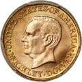 Commemorative Gold, 1916 G$1 McKinley Gold Dollar MS67+ PCGS. CAC....
