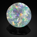Gems:Faceted, Gemstone: Opal - 11.45 Cts.. Ethiopia. ...