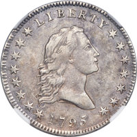 1795 50C Two Leaves, Small Head, O-126a, T-22, High R.4 -- Obverse Tooled -- NGC Details. XF....(PCGS# 39248)