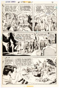 Original Comic Art:Panel Pages, Curt Swan and Murphy Anderson Action Comics #406 Story Page 4 Original Art (DC, 1971)....